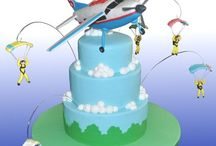 Cakes! Planes, Trains, and Automobiles. And a Boat or Two / by Kym Gould