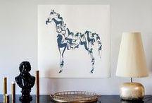 Equestrian Decoration
