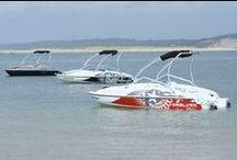 Wave Boat 525 / JET-SKI EXTENSION