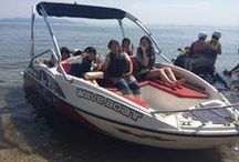 Wave Boat all over the world / In more than 35 countries...