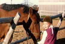 My Horse Stories / My past and present with horses