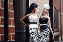 Dolls Fashion Royalty, FR 16, Poppy Parker, Dynamite Girls, OOAK