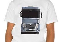 Car t-shirts / T-shirts with car image.