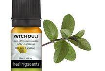 Patchouli Oil uses