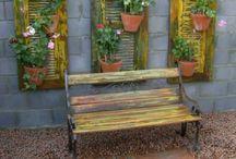 jardim / Jardins para casa sem espaço