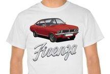 Vauxhall T-shirts / Vauxhall automobile t-shirts.