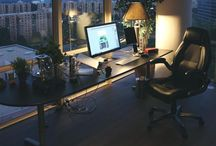Interior Workspace Design
