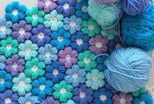 ** Häkeln - Crocheting ** / Alles rund ums Häkeln: Anleitungen, Projekte etc. crochet, crocheting