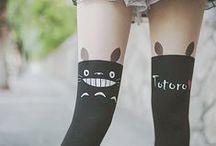 Moda y complementos kawaii / Kawaii Fashion / Ir mona y adorable no esta reñido con la moda