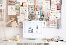 Büro & Arbeitsplatz / Alles zum Thema Büro und Home Office einrichten. DIY und Deko Ideen für das Arbeitszimmer, den Arbeitsplatz, den Schreibtisch und das Büro. Hier findet Ihr schöne und einfache Büro Ideen für das Einrichten eures Home Office. #büro #einrichten #wohnen #homeoffice