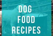 Dog Food Recipes / Natural and healthy DIY recipes for dogs. Dog supplement guides, dog superfoods and lists of approved food for dogs.