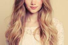 Hair Styles / by Christy Daniel