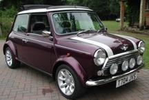 My favorite car the mini cooper