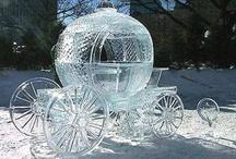 Ice & snow sculpture