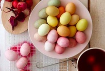 EASTER! / Spring has sprung with Bunnies and Eggs and goodies Oh My!