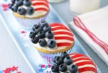 Americana on a Plate! / Celebrate your Independence.