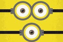 Art | Minimalist Movie Posters / Minimalist movie posters by Imagekind artists.