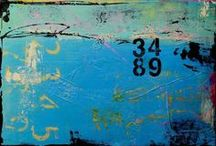 Art | Blues / Wall art featuring the color blue by Imagekind artists.