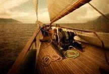 Art | Bountiful Boats / Wall art of and about boats by Imagekind artists.