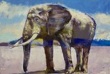 Featured artist: Michael Creese / Artwork by artist Michael Creese