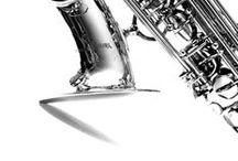 Art | Saxophones / Wall art featuring saxophones by artists on Imagekind.