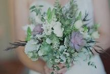 Succulents / Top trend for 2013. Fabulous mini succulents mix brilliantly into bouquets and buttonholes. And...who can say succulent without smiling...