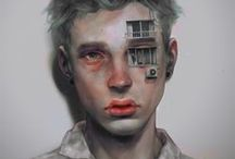 illustration / by Reno Ủn Ỉn