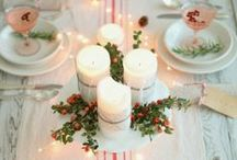 {ChristmasTable&Centerpiece}