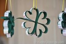 St. Patrick's Day / Fun activities, recipes and more with a St. Patty's Day theme!