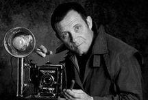 """Irving Penn / """"Una buena fotografía es aquella que comunica un hecho, toca el corazón y deja al espectador en una persona cambiada por haberla visto. Es, en una palabra, eficaz. """"  (Irving Penn)"""