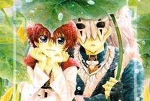 O que eu otome vi *-* / Mangas lidos e Animes assistidos... alguns ainda nem terminei