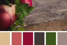 Paletas / Combinaciones de colores