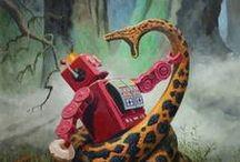 Featured artist: Eric Joyner / Wall art by Imagekind artist Eric Joyner.