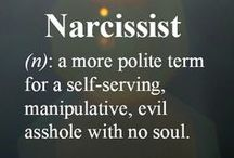 Narcissists Sociopaths and Haters