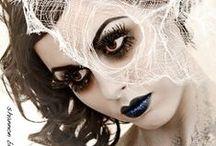 creepy halloween looks