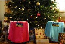Happy Holidays / SuperHealos wish you a happy happy holiday!