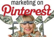 Pinterest / Using Pinterest to make money for your Blog.. / by Kathi Folan