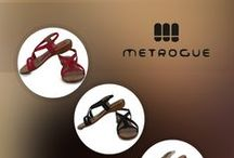 Women Sandals / Metrogue, leading sandal manufacturers in Delhi offers stylish sandals for women.We are among the bestsellers of sandals online and women's footwear in India.