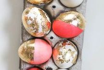 easter ideas / decoration, food, gift ideas and inspiration for easter
