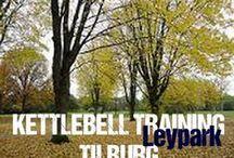 Kettlebell Training Tilburg Leypark / kettlebell training Leypark Tilburg