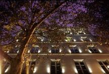 HOTEL DGA LIGHTING SOLUTIONS / DGA LED lighting realizations for Hotels