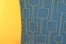 Sashiko, Embroidery and stitching