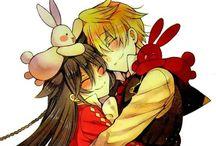 ALICE PANDORA HEARTS / Anime e manga