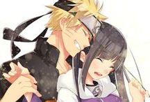 NARUTO X HINATA (/^-^(^ ^*)/ ♡ / Anime e manga
