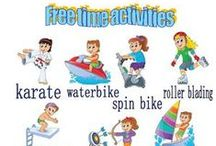 Free Time Activities_6º / Actions