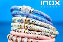 Women's Bracelet / INOX Jewelry has over 460 styles available online that will really suit your fashion style. Check out www.inox-us.com (wholesale) and http://shop.inox-us.com (retail) or call 1-866-507-2537 FREE FREE.