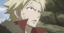 STING EUCLIFFE (^▽^) / Anime