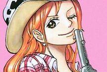 NAMI \(^ヮ^)/ / anime e manga