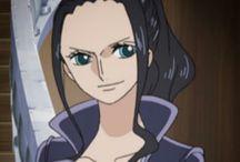 NICO ROBIN (〃^▽^〃) / anime e manga