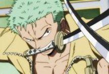 ZORO RORONOA ╮(︶︿︶)╭ / anime e manga